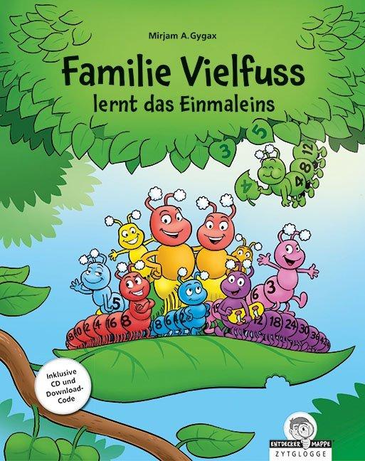 Familie Vielfuss lernt das Einmaleins