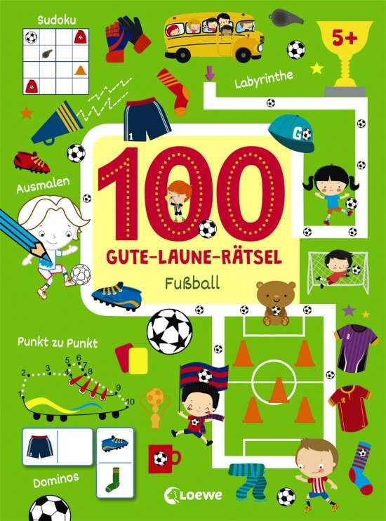 100 Gute-Laune-Rätsel - Fußball