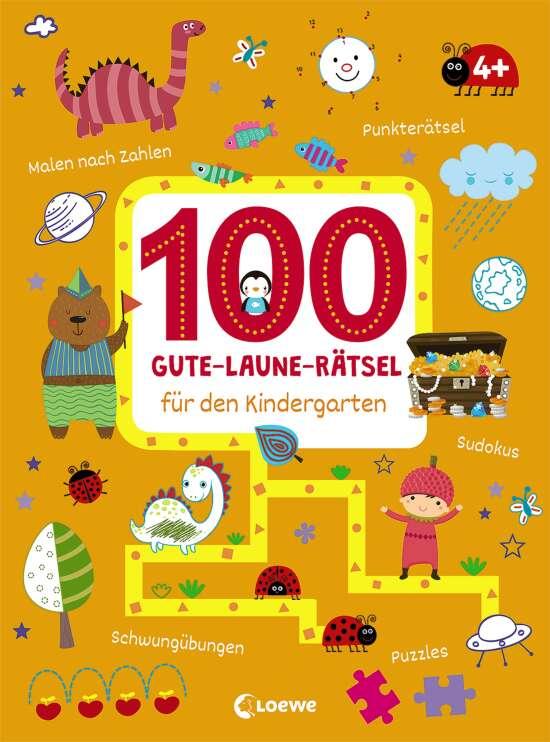 100 Gute-Laune-Rätsel für den Kindergarten
