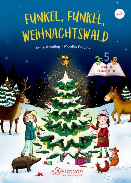 Funkel, funkel, Weihnachtswald