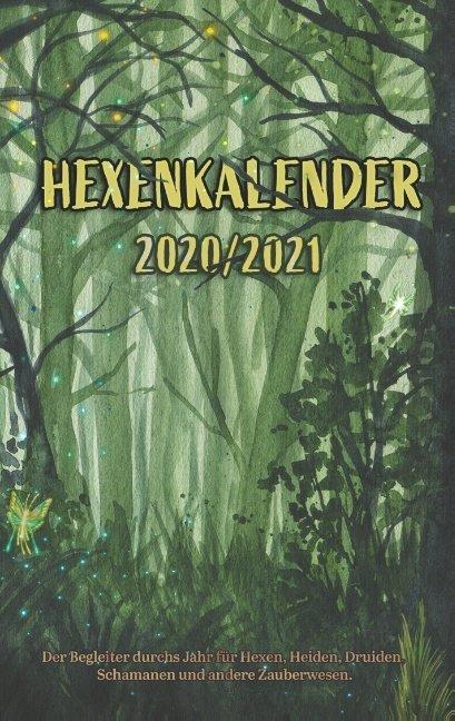 Hexenkalender 2020/2021 (Ringbuch)