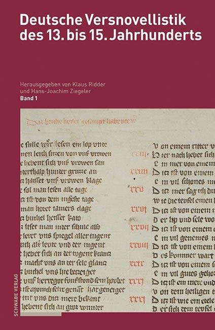 Deutsche Versnovellistik des 13. bis 15. Jahrhunderts