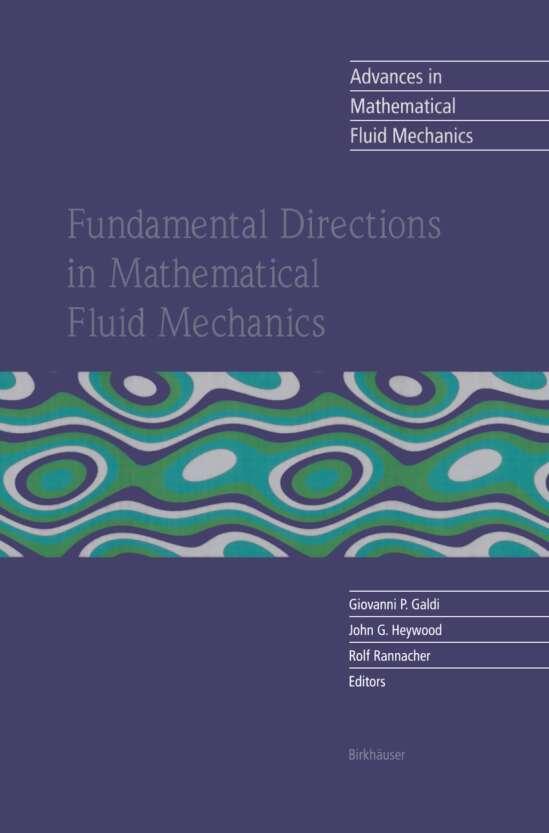 Fundamental Directions in Mathematical Fluid Mechanics