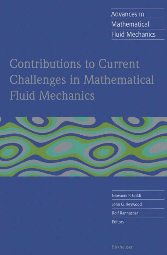 Contributions to Current Challenges in Mathematical Fluid Mechanics