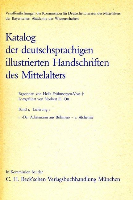 Der Ackermann aus Böhmen. Alchemie