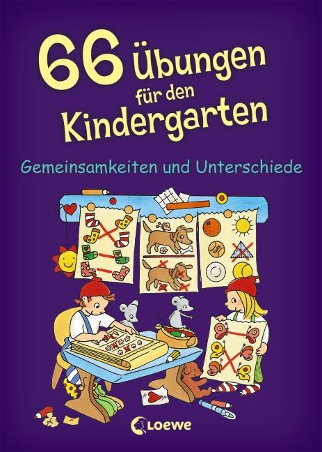 66 Übungen für den Kindergarten