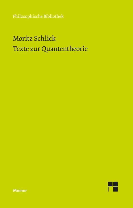 Texte zur Quantentheorie