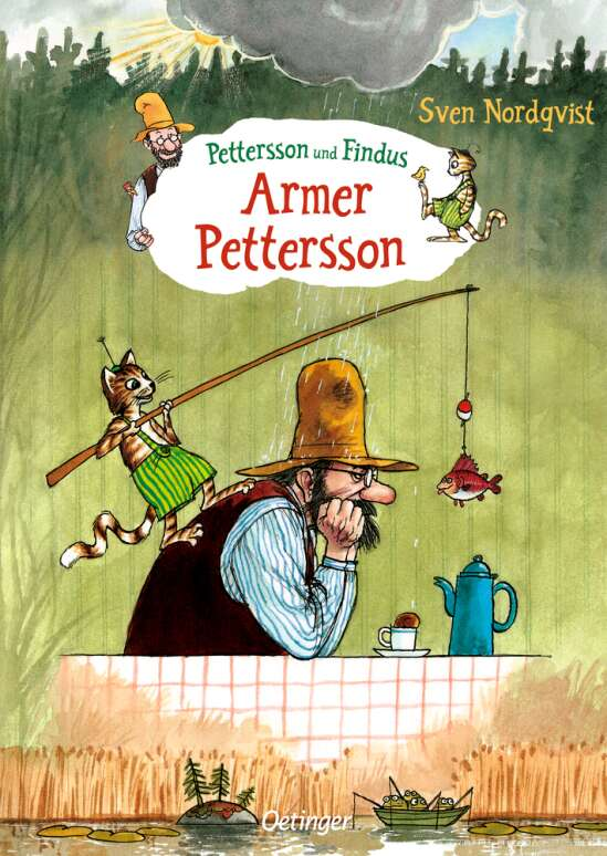 Pettersson und Findus. Armer Pettersson