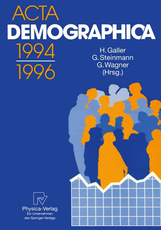 Acta Demographica 1994–1996
