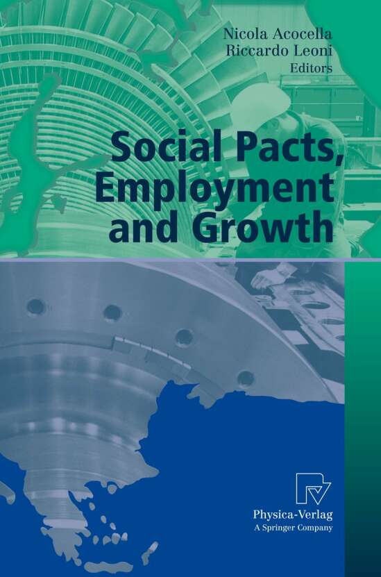 Social Pacts, Employment and Growth