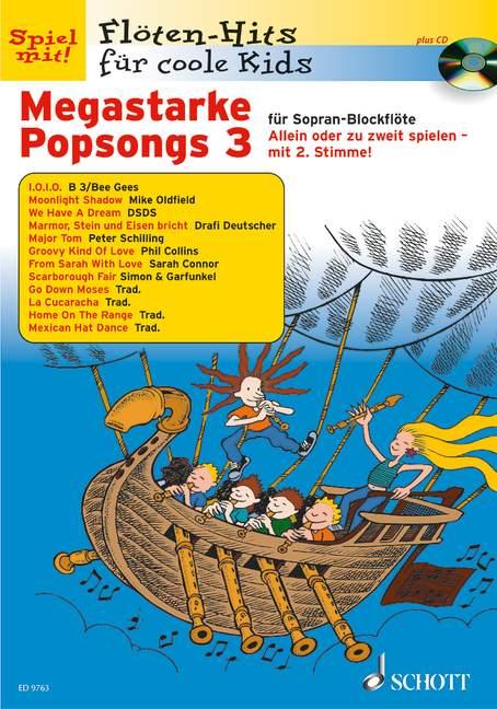 Megastarke Popsongs