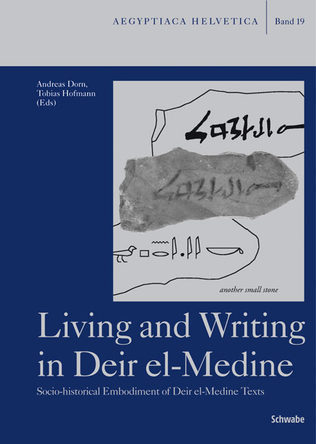 Living and Writing in Deir el-Medine