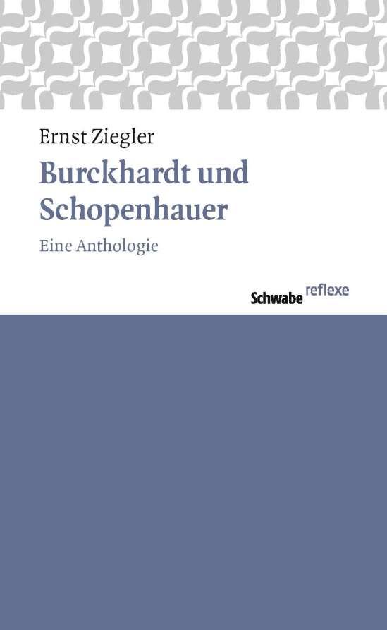 Burckhardt und Schopenhauer