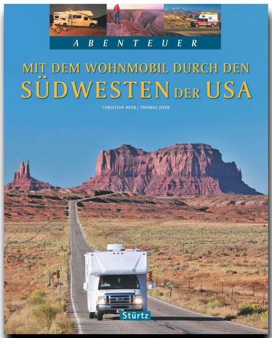 Mit dem Wohnmobil durch den Südwesten der USA