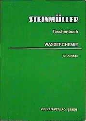 Taschenbuch Wasserchemie