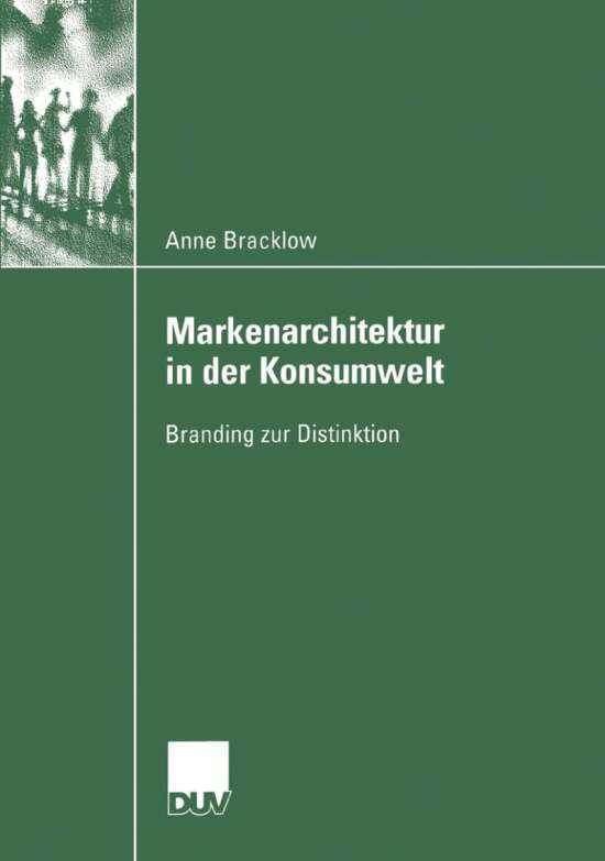 Markenarchitektur in der Konsumwelt