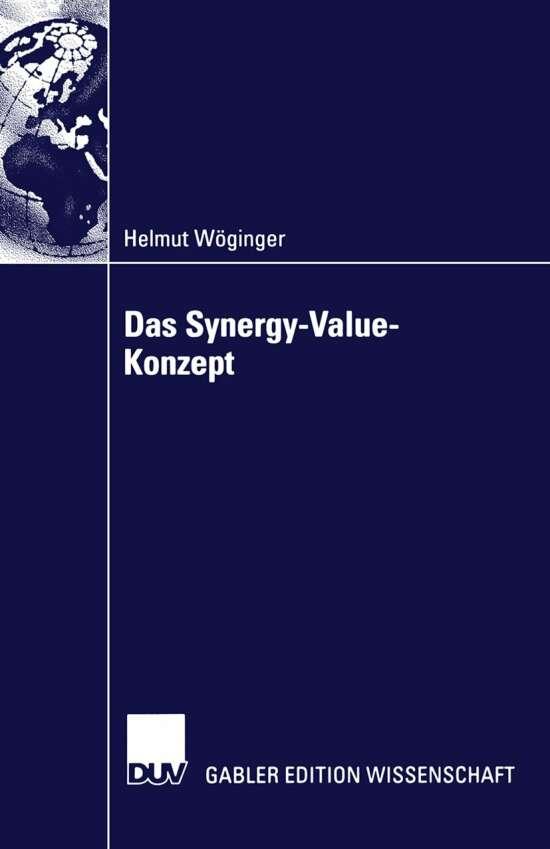 Das Synergy-Value-Konzept