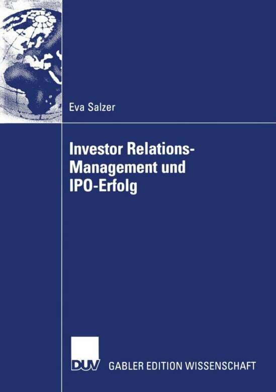 Investor Relations-Management und IPO-Erfolg