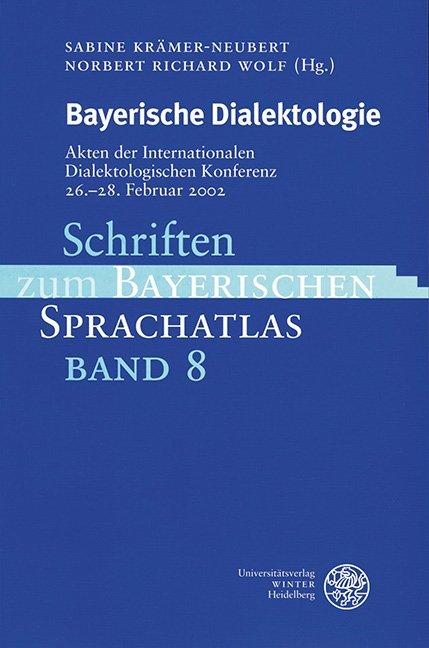 Bayerische Dialektologie