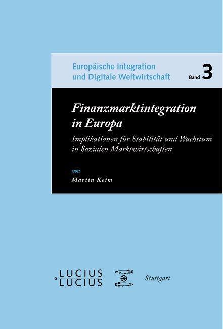 Finanzmarktintegration in Europa