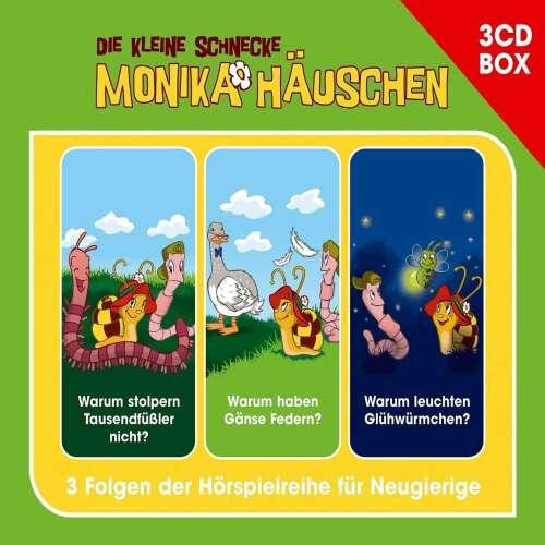 Die kleine Schnecke Monika Häuschen - 3-CD Hörspielbox Vol. 1