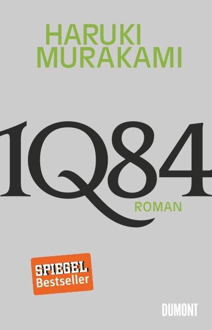 1Q84. Buch 1&2