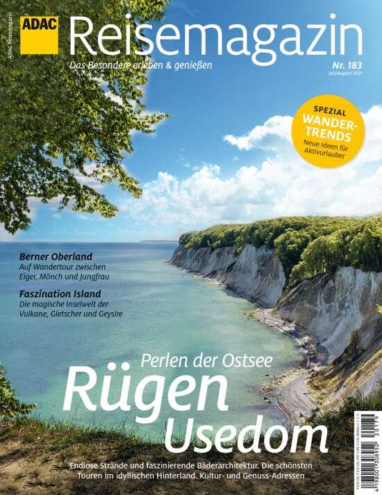 ADAC Reisemagazin Schwerpunkt Rügen + Usedom/Mecklenburg Vorpommern