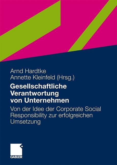 Gesellschaftliche Verantwortung von Unternehmen