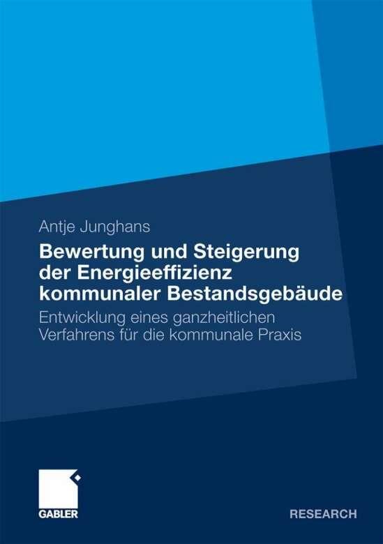 Bewertung und Steigerung der Energieeffizienz kommunaler Bestandsgebäude