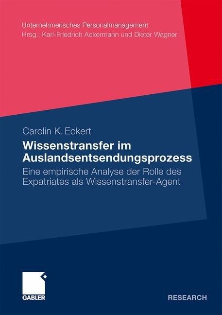 Wissenstransfer im Auslandsentsendungsprozess