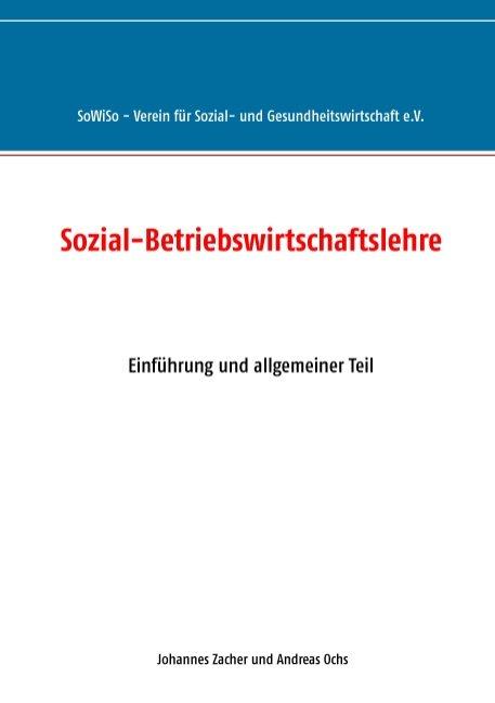 Sozial-Betriebswirtschaftslehre