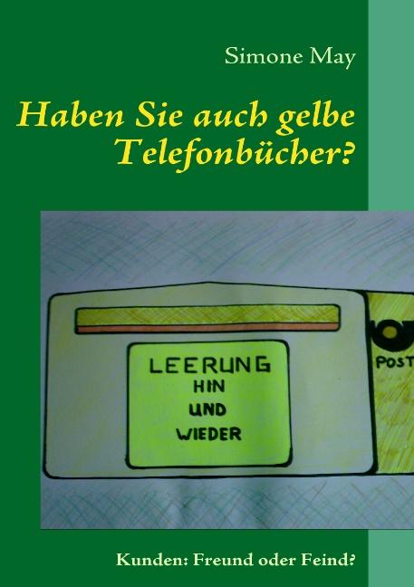 Haben Sie auch gelbe Telefonbücher?