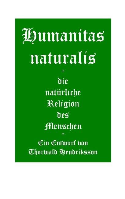 Humanitas naturalis