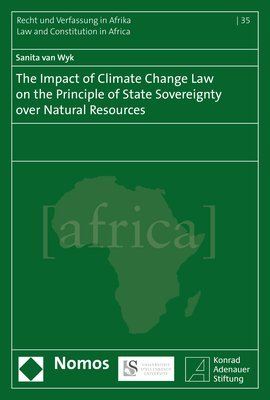 The Impact of Climate Change Law on the Principle of State Sovereignty over Natural Resources