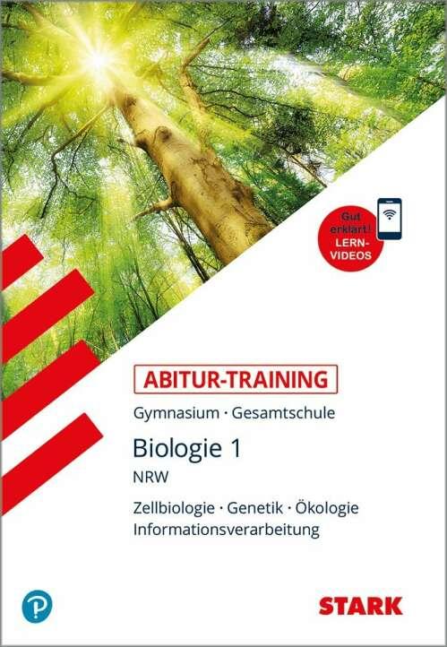 STARK Abitur-Training - Biologie Band 1 - NRW