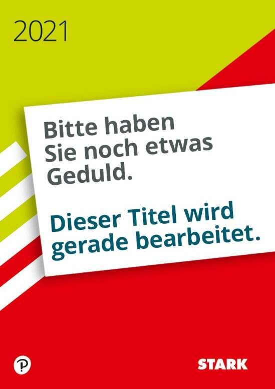 STARK Training MSA/eBBR 2021 - Mathematik - Berlin/Brandenburg