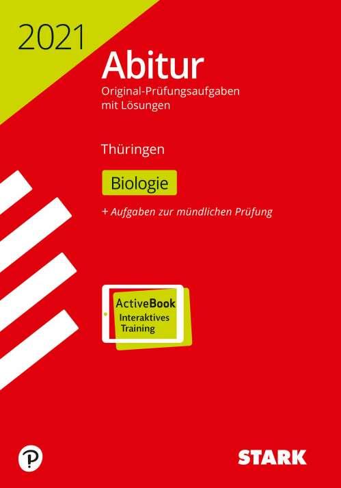 STARK Abiturprüfung Thüringen 2021 - Biologie