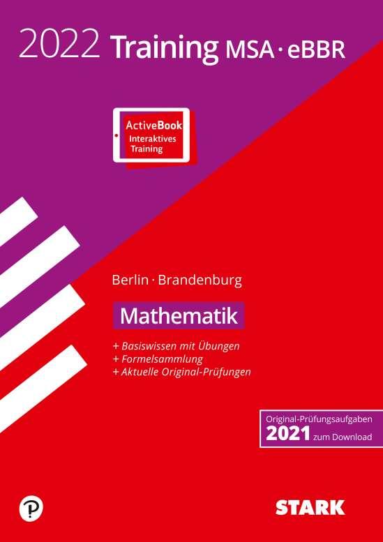 STARK Training MSA/eBBR 2022 - Mathematik - Berlin/Brandenburg