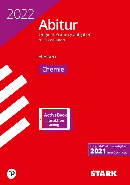 STARK Abiturprüfung Hessen 2022 - Chemie GK/LK