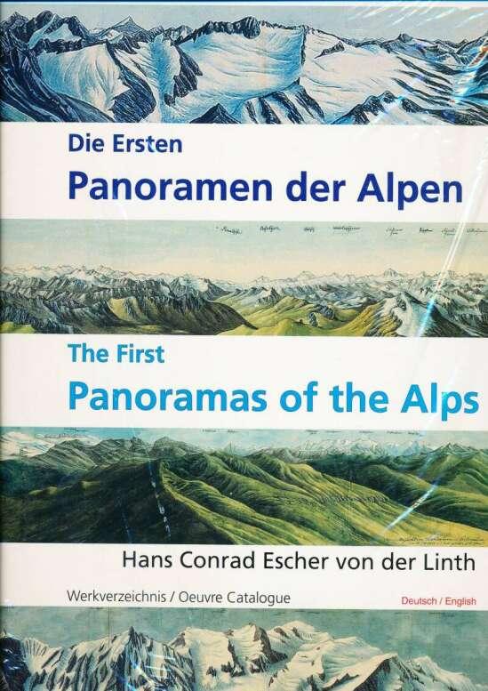 Die ersten Panoramen der Alpen