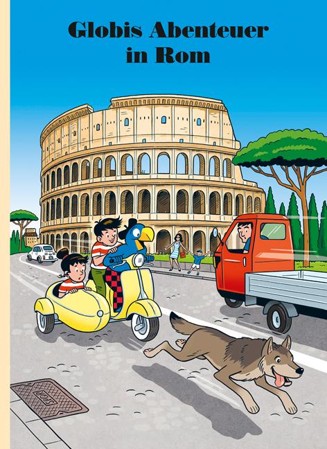 Globis Abenteuer in Rom