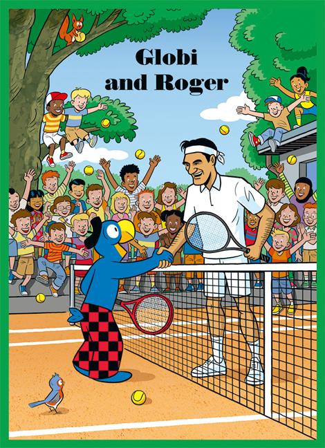 Globi and Roger