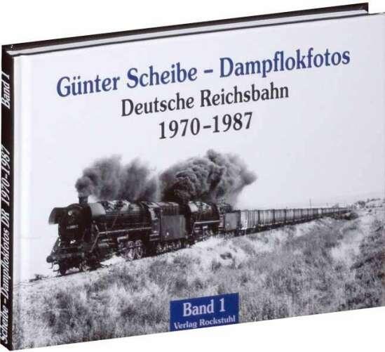 Günter Scheibe – Dampflokfotos