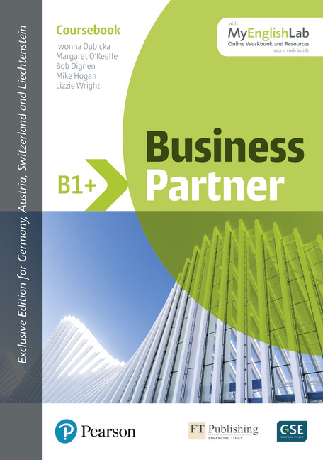 Business Partner B1+ Coursebook w/ MyEnglishLab, Online Workbook and Resources