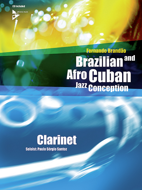Brazilian and Afro-Cuban Jazz Conception - Clarinet