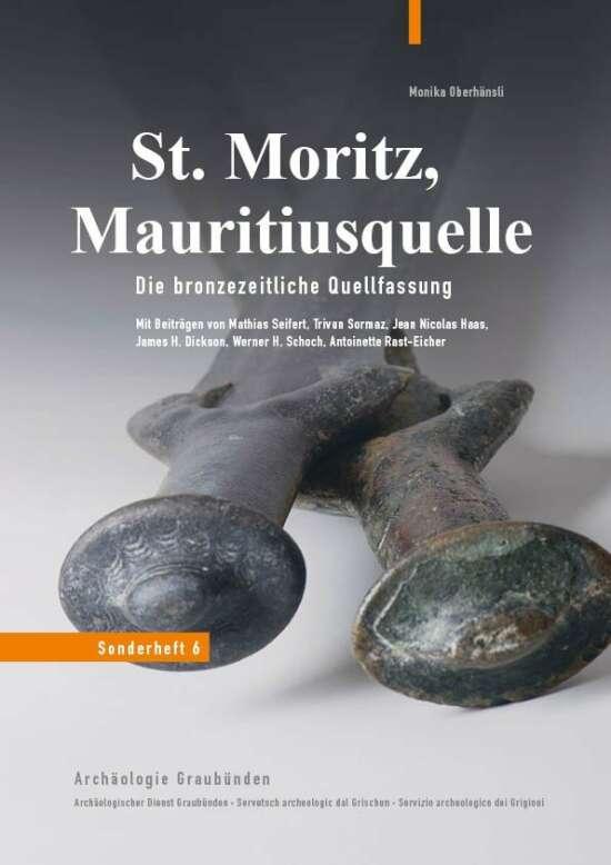 St. Moritz, Mauritiusquelle
