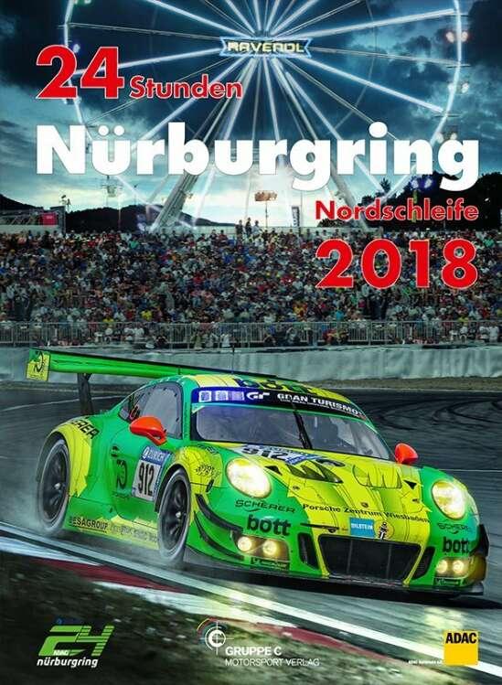 24 Stunden Nürburgring Nordschleife 2018