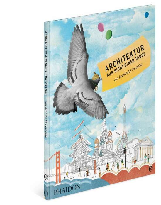 Architektur aus Sicht einer Taube