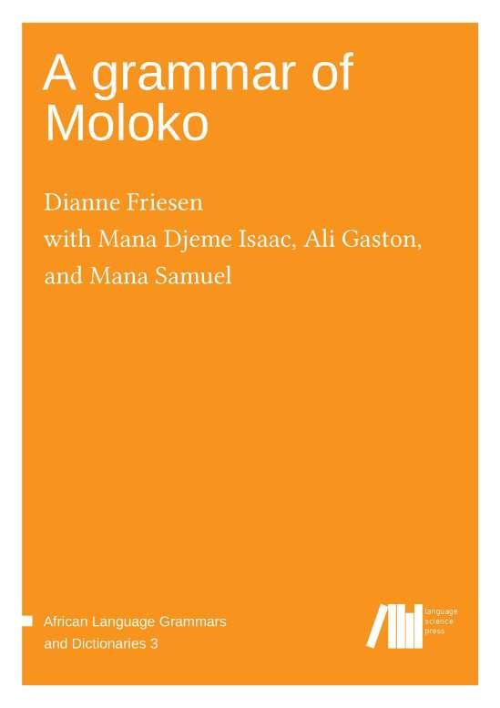 A grammar of Moloko