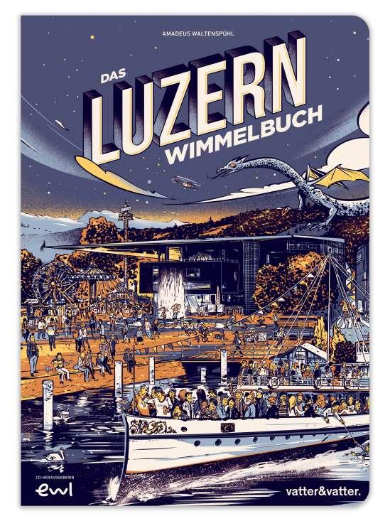Das Luzern Wimmelbuch